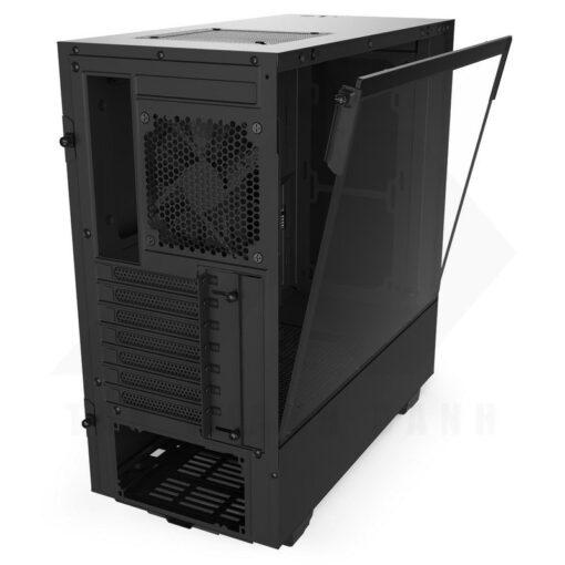 NZXT H510 Case Matte Black 4