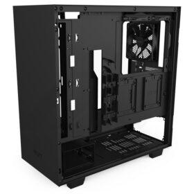 NZXT H510 Case Matte Black 7