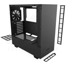NZXT H510 Case Matte Black 8