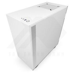NZXT H510 Case Matte White 2