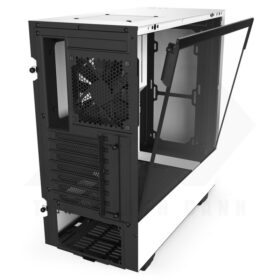 NZXT H510 Case Matte White 3