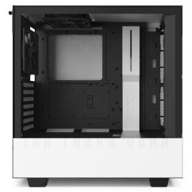 NZXT H510 Case Matte White 4