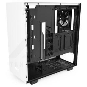 NZXT H510 Case Matte White 5
