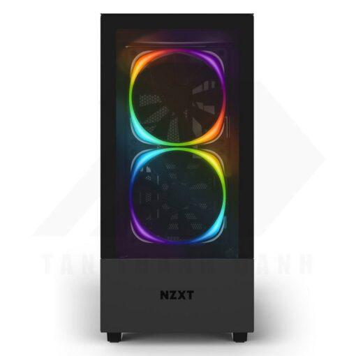 NZXT H510 Elite Case Matte Black 3