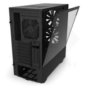 NZXT H510 Elite Case Matte Black 5