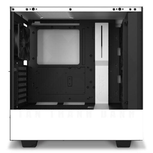 NZXT H510 Elite Case Matte White 4