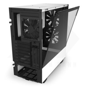 NZXT H510 Elite Case Matte White 5