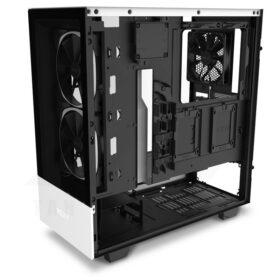 NZXT H510 Elite Case Matte White 7