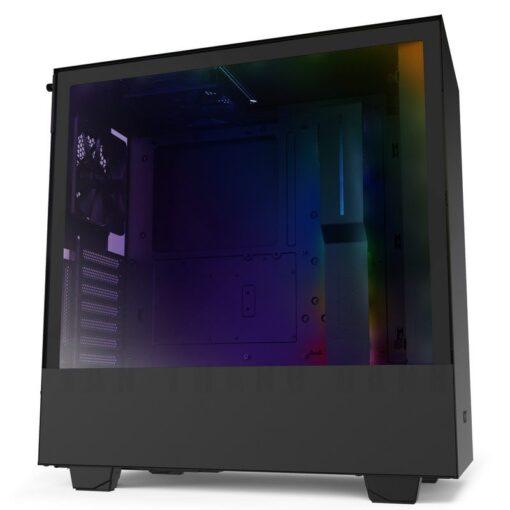 NZXT H510i Case Matte Black 1