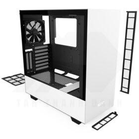 NZXT H510i Case Matte White 6