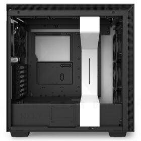 NZXT H710 Case Matte White 4