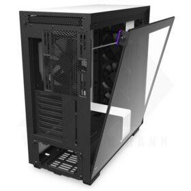NZXT H710 Case Matte White 6