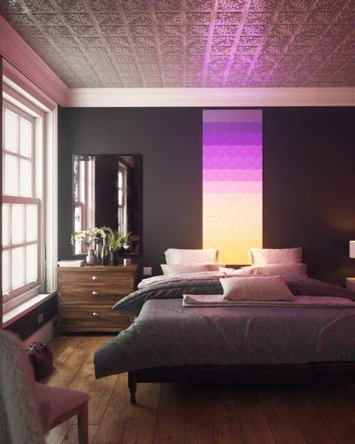 Nanoleaf Canvas Smarter Kit 9 Light Squares 2