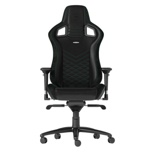 Noblechairs EPIC Series Gaming Chair Black Green 2