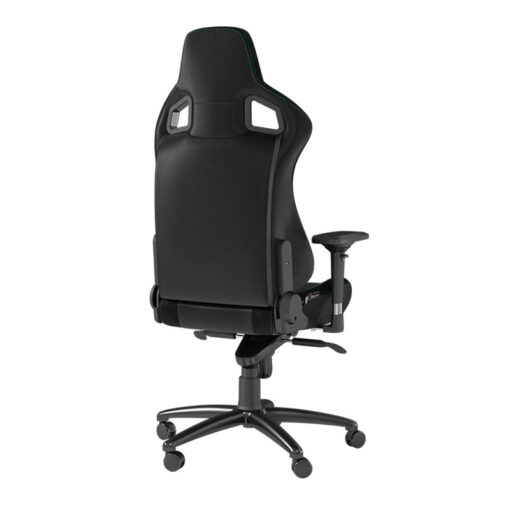 Noblechairs EPIC Series Gaming Chair Black Green 3