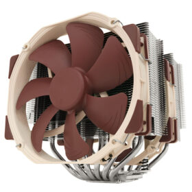 Noctua NH D15 Dual Tower CPU Cooler 1