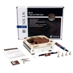 Noctua NH L9i Low Profile CPU Cooler 3