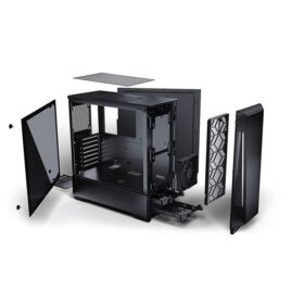 Phanteks Eclipse P360X Case – Satin Black 6