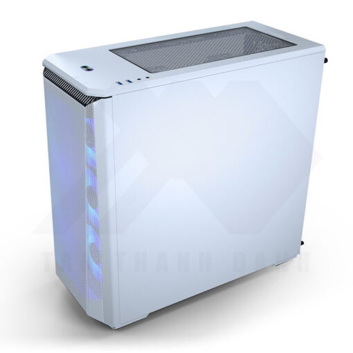 Phanteks Eclipse P400A DRGB Case Glacier White 3