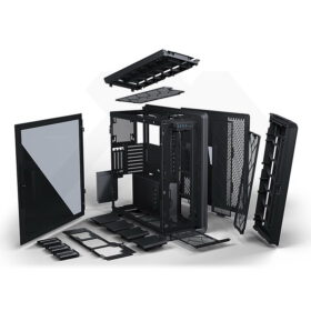 Phanteks Enthoo Luxe II Full Tower Case Satin Black 6
