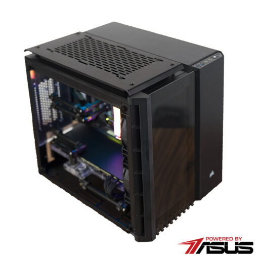 ROG WaterCooling OverClock Gaming PC 1 PWBA
