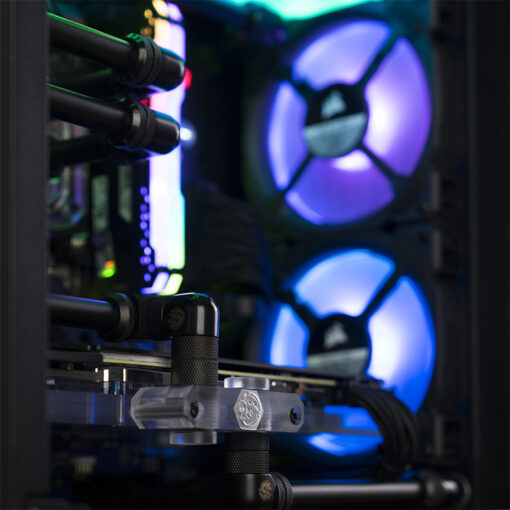 ROG WaterCooling OverClock Gaming PC 8