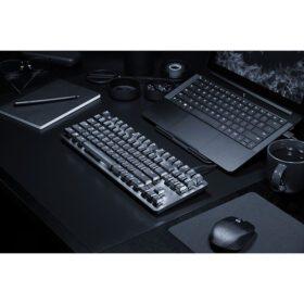 Razer BlackWidow Lite Gaming Keyboard – Orange Switch 1