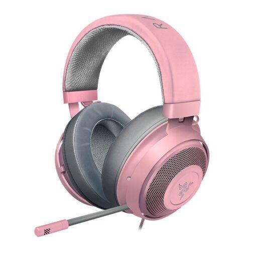 Razer Kraken Gaming Headset – Quartz Pink 1