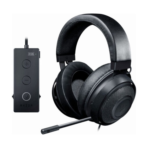 Razer Kraken Tournament Edition Gaming Headset – Black 1