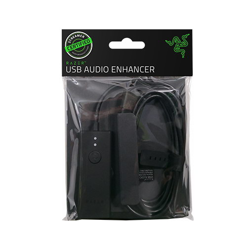 Razer USB Audio Enhancer 4