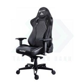 SADES Pegasus Gaming Chair Black White TTD 004