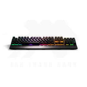 SteelSeries Apex Pro Gaming Keyboard OmniPoint Switch 3
