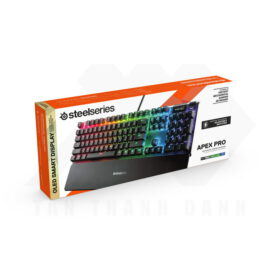 SteelSeries Apex Pro Gaming Keyboard OmniPoint Switch 5