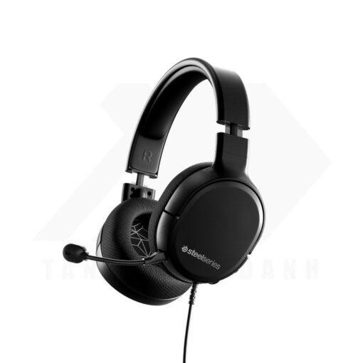 SteelSeries Arctis 1 Gaming Headset Black 1