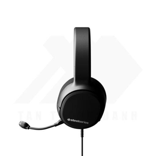SteelSeries Arctis 1 Gaming Headset Black 3