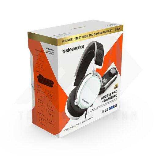 SteelSeries Arctis Pro GameDAC White 4