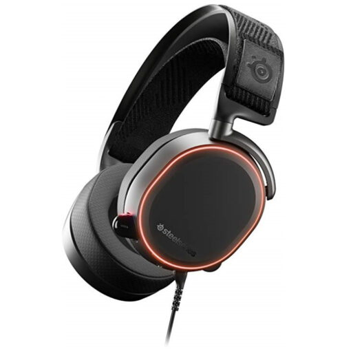 SteelSeries Arctis Pro Peerless High Resolution PC Gaming RGB Headset