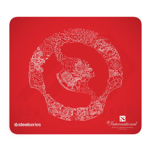 SteelSeries QcK Large Gaming Mouse Pad Dota 2 TI9 Edition 1
