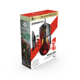 Steelseries Rival 600 Dota 2 Edition 5