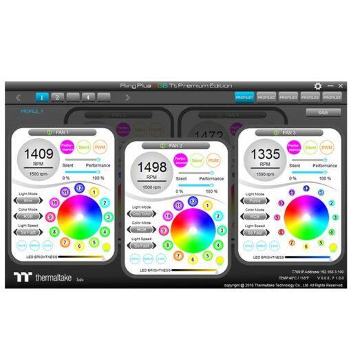 Thermaltake Riing RGB 8