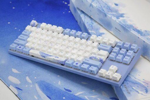 Varmilo MA87M Sea Melody Keyboard 1
