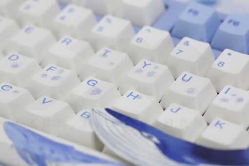 Varmilo MA87M Sea Melody Keyboard 2