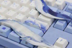 Varmilo MA87M Sea Melody Keyboard 3