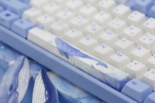 Varmilo MA87M Sea Melody Keyboard 4