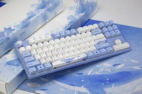 Varmilo MA87M Sea Melody Keyboard 6