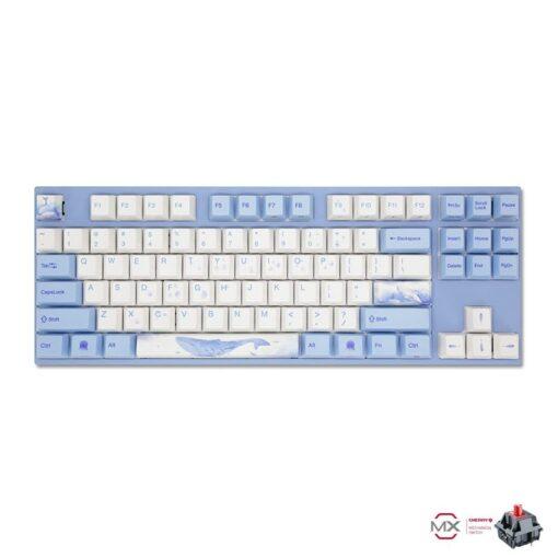 Varmilo MA87M Sea Melody Keyboard Red Switch