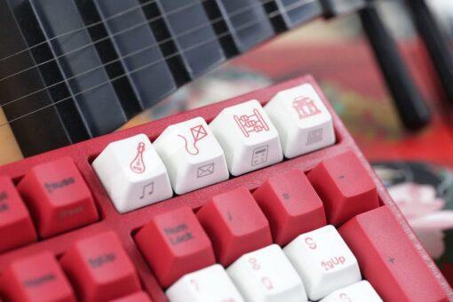 Varmilo VA108M Koi Keyboard 3