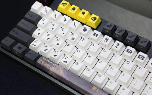 Varmilo VA87M Chicken Dinner Keyboard 5