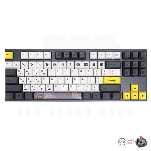 Varmilo VA87M Chicken Dinner Keyboard Red Switch