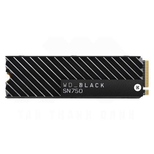 Western Digital Black SN750 Heatsink